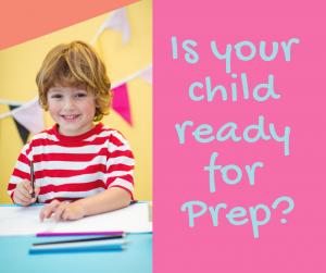 school readiness Geelong